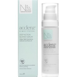 Dr. Nick Lowe acclenz™ Deep Action Blemish Serum 50ml found on Makeup Collection from Feelunique (UK) for GBP 50.94
