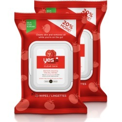 Yes To Tomatoes Blemish Clearing Wipes X 2 found on Bargain Bro UK from Feelunique (UK)