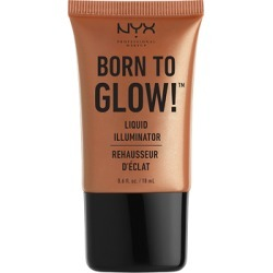 NYX Professional Makeup Born To Glow Liquid Illuminator 18ml 4 Sun Goddess found on Makeup Collection from Feelunique (UK) for GBP 8.32