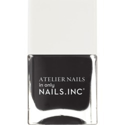 NAILSINC Ateiler Nails 14ml Dark grey found on Makeup Collection from Feelunique (UK) for GBP 15.6