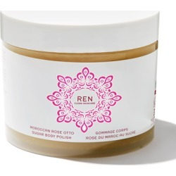 REN Moroccan Rose Otto Sugar Body Polish 330ml found on Makeup Collection from Feelunique (UK) for GBP 37.67