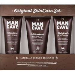 ManCave Original Skincare Set found on Makeup Collection from Feelunique (UK) for GBP 17.45