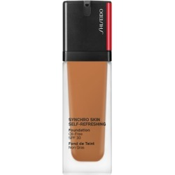 Shiseido Synchro Skin Self Refreshing Foundation 30ml 510 Suede found on Makeup Collection from Feelunique (UK) for GBP 42.52