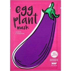 XOY Eggplant Sheet Mask 27g found on Makeup Collection from Feelunique (UK) for GBP 3.69