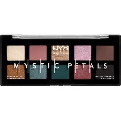 NYX Professional Makeup Mystic Petals Eyeshadow Palette Dark Mystic 8g found on Makeup Collection from Feelunique (UK) for GBP 11.99