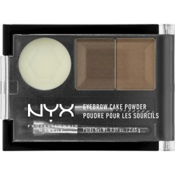 NYX Professional Makeup Eyebrow Cake Powder 2.65g 06 Blonde found on Makeup Collection from Feelunique (UK) for GBP 6.14