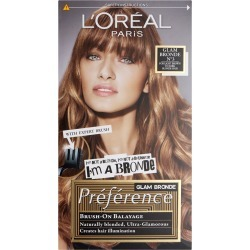 L'Oréal Paris Preference Glam Bronde No3 Hair Dye 1 Kit found on Makeup Collection from Feelunique (EU) for GBP 9.33