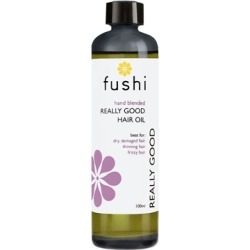 Fushi Really Good Hair Oil 100ml found on Makeup Collection from Feelunique (UK) for GBP 18.33