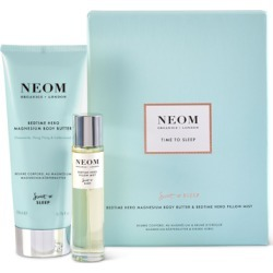 NEOM Organics London Bedtime Heroes Time To Sleep Kit found on Makeup Collection from Feelunique (UK) for GBP 50.9