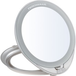 Tweezerman Adjustable Lighted Mirror found on Makeup Collection from Feelunique (UK) for GBP 36.5