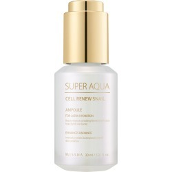 Missha Super Aqua Cell Renew Snail Ampoule 30Ml
