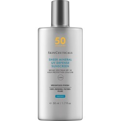 Skinceuticals Sheer Mineral Uv Defense Spf50 Sunscreen Protection 30Ml found on Makeup Collection from Feelunique (EU) for GBP 46.65