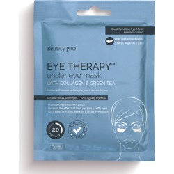 BeautyPro EYE THERAPY Collagen Under Eye Mask with Green Tea Extract 3 x 3.5g found on Makeup Collection from Feelunique (UK) for GBP 5.38