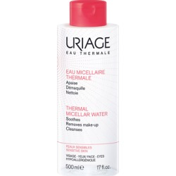 Uriage Thermal Micellar Water for Sensitive Skin 500ml found on Makeup Collection from Feelunique (UK) for GBP 17.39