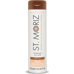 St. Moriz Professional Develop Tanning Lotion Medium 250ml found on Makeup Collection from Feelunique (UK) for GBP 5.44