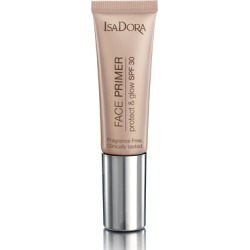 IsaDora Face Primer Protect & Glow SPF30 30ml Sand Glow found on Makeup Collection from Feelunique (UK) for GBP 10.85