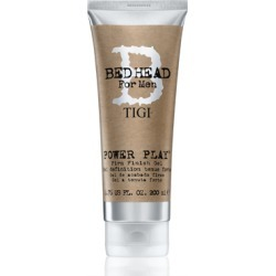 Bed Head for Men by Tigi Power Play Mens Hair Gel for Strong Hold 200ml found on Makeup Collection from Feelunique (UK) for GBP 9.56