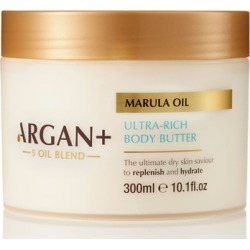 Argan+ Ultra-Rich Body Butter 300ml found on Makeup Collection from Feelunique (UK) for GBP 9.8