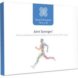 Healthspan Joint Synergex 28 Day Supply found on Makeup Collection from Feelunique (UK) for GBP 17.26