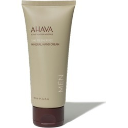 AHAVA Time To Energize Mineral Hand Cream Men 100ml found on Makeup Collection from Feelunique (UK) for GBP 16.63