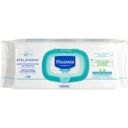 Mustela Replenishing Cleansing Wipes 50 Wipes