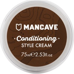 ManCave Natural Conditioning Style Cream Light Hold 75ml found on Makeup Collection from Feelunique (UK) for GBP 9.27