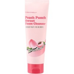TonyMoly Peach Punch Sweet Foam Cleanser 150ml