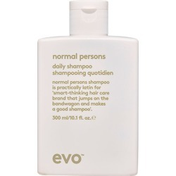 Evo Normal Persons Daily Shampoo 300Ml found on Makeup Collection from Feelunique (EU) for GBP 19.85