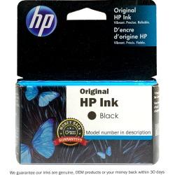 Original HP 62 Black Ink Cartridge  -