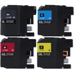 Compatible Brother LC107/LC105 Ink Cartridge (All Colors) by SuppliesOutlet found on Bargain Bro Philippines from Supplies Outlet - Dynamic for $31.29