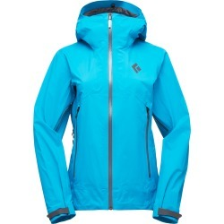 Black Diamond Equipment Women's Helio Active Shell Jacket Size Small, in Ocean found on Bargain Bro India from Black Diamond Equipment for $399.00