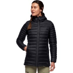 Black Diamond Equipment Women's Access Down Parka Jacket Size Large, in Black found on Bargain Bro India from Black Diamond Equipment for $269.00
