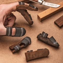 Finger Guards (3) Small found on Bargain Bro Philippines from Garrett Wade for $18.95