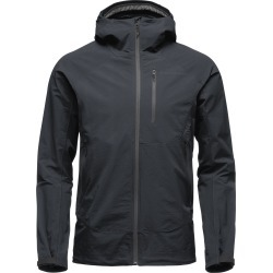 Black Diamond Equipment Men's Cirque Shell Jacket Size Large, in Black found on Bargain Bro India from Black Diamond Equipment for $175.00