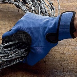 Safety Heavy Duty Work Gloves (Med) found on Bargain Bro Philippines from Garrett Wade for $38.90