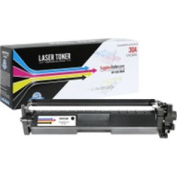 HP 30A (CF230A) Compatible Black Toner Cartridge found on Bargain Bro India from Supplies Outlet - Dynamic for $26.99