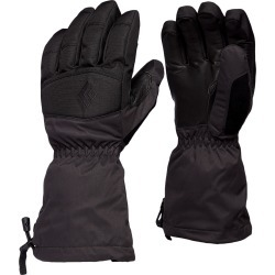 Black Diamond Equipment Men's Recon Gloves Size Large, in Black found on Bargain Bro India from Black Diamond Equipment for $99.95