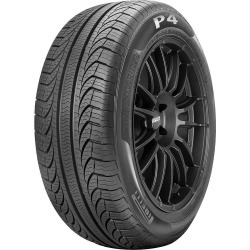 Pirelli P4 Four Seasons Plus 225/65R16, All Season, Touring tires. found on Bargain Bro India from Best Used Tires for $127.99