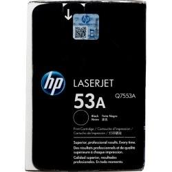Original HP 53A Q7553A Black LaserJet Toner Cartridge  -  black found on Bargain Bro Philippines from Toner Buzz for $84.49