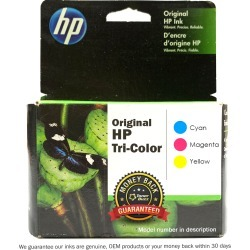 Original HP 62XL High Yield Tri-color Ink Cartridge  -  clear found on Bargain Bro India from Toner Buzz for $49.00