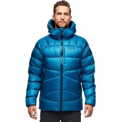 Black Diamond Equipment Men's Vision Down Parka Jacket Size Small, in Kingfisher found on Bargain Bro India from Black Diamond Equipment for $450.00
