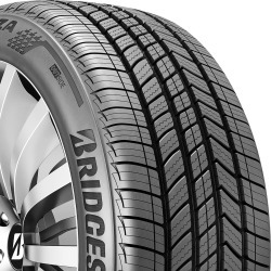 Bridgestone Turanza Quiettrack 215/45R17, All Season, Touring tires. found on Bargain Bro from Best Used Tires for USD $151.99