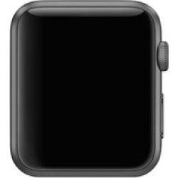 Apple Watch (Series 3) GPS + Cellular - 42mm Space Gray - Excellent Condition
