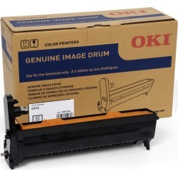 Original Oki 46507304 30K Black Image Drum for C612  -  black found on Bargain Bro India from Toner Buzz for $128.90