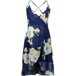 Costbuys  Women Summer Dress Backless Print Sleeveless Spaghetti Strap Women Dress Chiffon Mid-Calf Party Dresses - 2101-1 / M found on Bargain Bro India from cost buys for $69.99