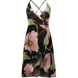 Costbuys  Women Summer Dress Backless Print Sleeveless Spaghetti Strap Women Dress Chiffon Mid-Calf Party Dresses - 2101-2 / L found on Bargain Bro India from cost buys for $69.99