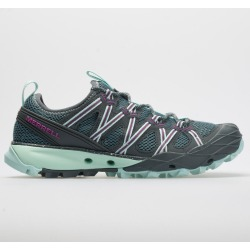 Merrell Choprock Women's Walking Shoes Blue Smoke found on Bargain Bro India from Holabird Sports for $119.95