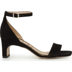 52d55fe0ccb Sam Edelman Holmes Ankle Strap Sandal Black Suede found on MODAPINS from  samedelman.com for