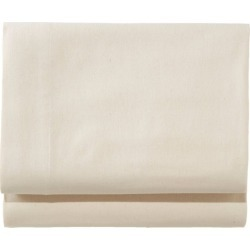 Ultrasoft Comfort Flannel Sheet, Fitted White found on Bargain Bro India from L.L. Bean for $49.95