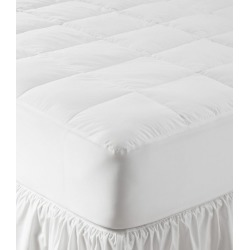 PrimaLoft Mattress Pad White found on Bargain Bro India from L.L. Bean for $179.00